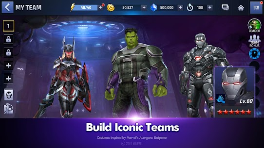 MARVEL Future Fight MOD APK (Unlimited Gems) 4