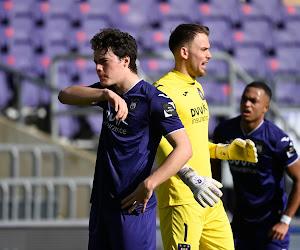 Test positif pour un joueur d'Anderlecht avant le déplacement à Bruges