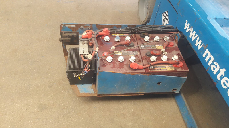 Picture of a GENIE GS-2046