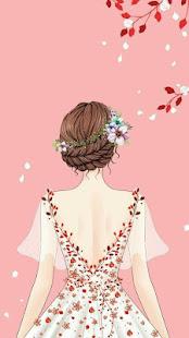 Cute Korean Girl Wallpapers Full Hd For Pc Windows 7 8 10