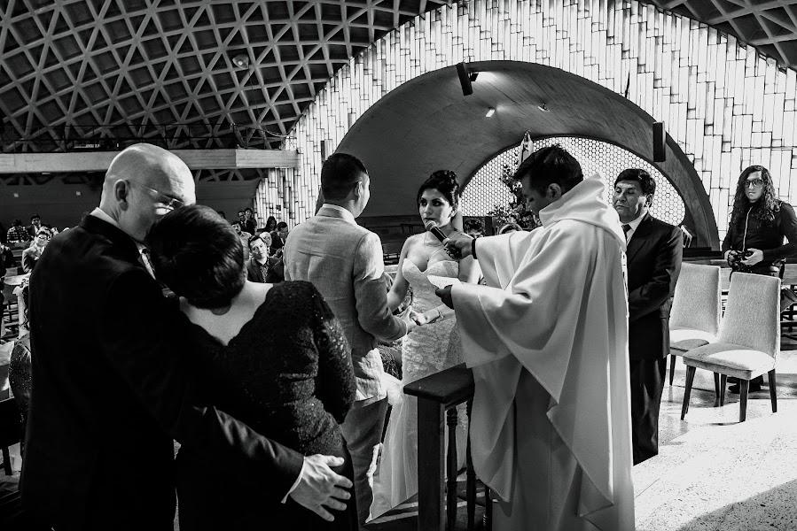 Wedding photographer Valery Garnica (focusmilebodas2). Photo of 04.12.2019