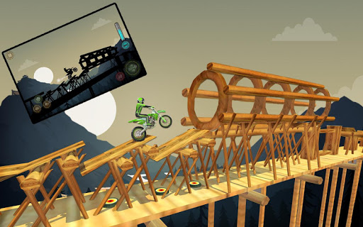 Shadow Bike Stunt Race 3d : Moto Bike Games 1.03 screenshots 13