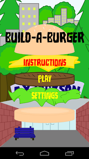 Build-A-Burger