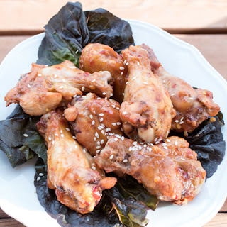 Hunan Chicken Wings.
