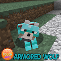 Armored Wolf Mod icon