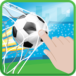 Flick Ball (Soccer Football) Icon