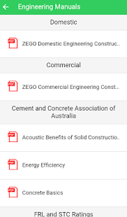 ZEGO Building Systems ICF- screenshot thumbnail