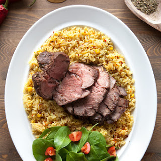 Piri Piri Beef Mini Roast - a Perfect Mid-Week Meal Recipe
