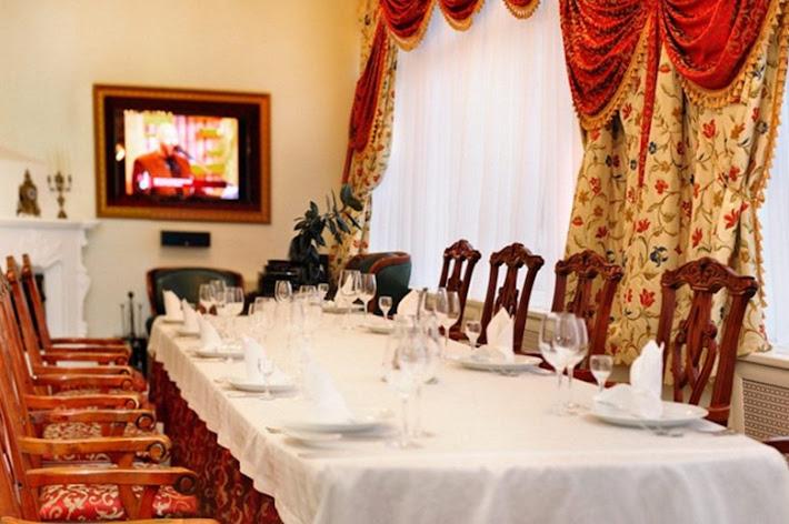Фото №1 зала VIP-комната