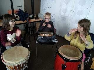 Muzikale Atelierwerking
