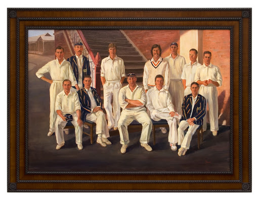 Melbourne Cricket Club Team of the Century