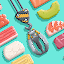 Rising Sushi – Free Icon