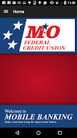 Screenshot of M-O Federal Credit Union