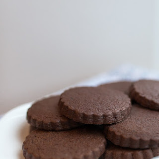 Brownie Roll-Out Cookies.