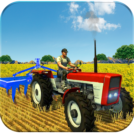 Heavy Tractor Off Road Driving Simulator 2018