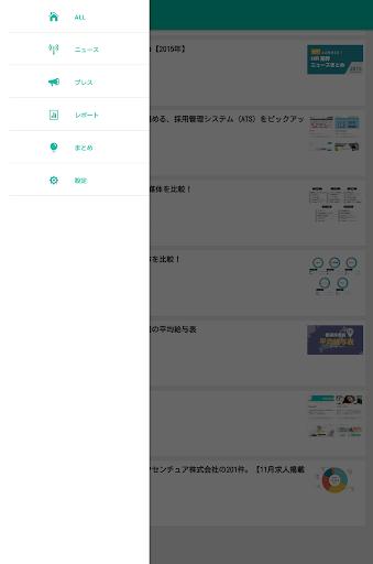 無料新闻AppのHRog〜HRに特化したデータベース&ニュースメディア〜|記事Game