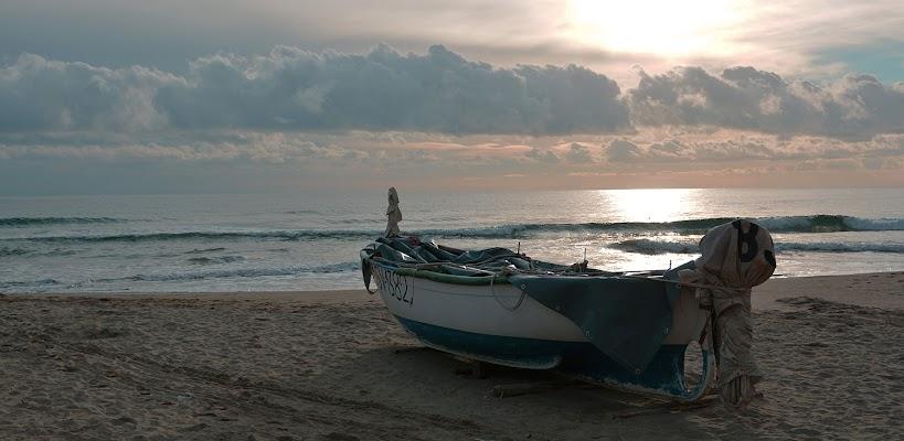 in riva al mare aspettando l'alba di danyds65