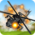 Helicopter Airstrike icon