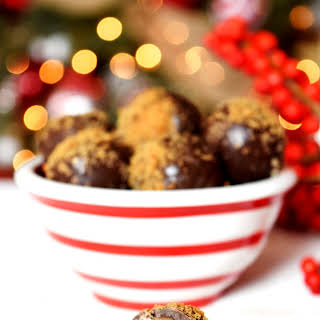 Gingerbread Truffles.