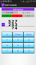 Math Practice K to 5th Grade APK screenshot thumbnail 19