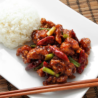 The Best General Tso's Chicken.