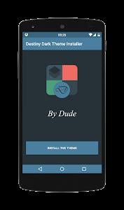 [RRO] Destiny Dark Theme v1.8