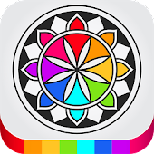 Mandala Designs - Coloring Book