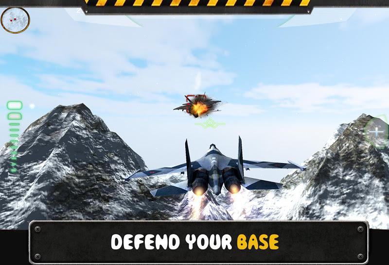 Скриншот F18 Simulator Pilot Fire Storm