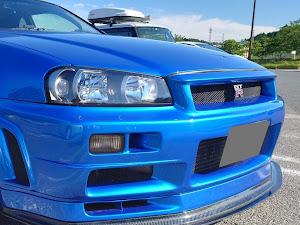 スカイラインGT-R R34 Vスペック2のカスタム事例画像 まーくん/GT-R🤭 ただの車好きですさんの2020年07月09日23:50の投稿