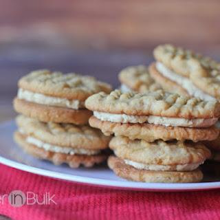 Nutter Butters Copycat Cookies