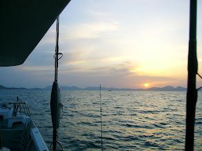 Photo: 今日こそ、スカッと大漁で・・。 お願いします!