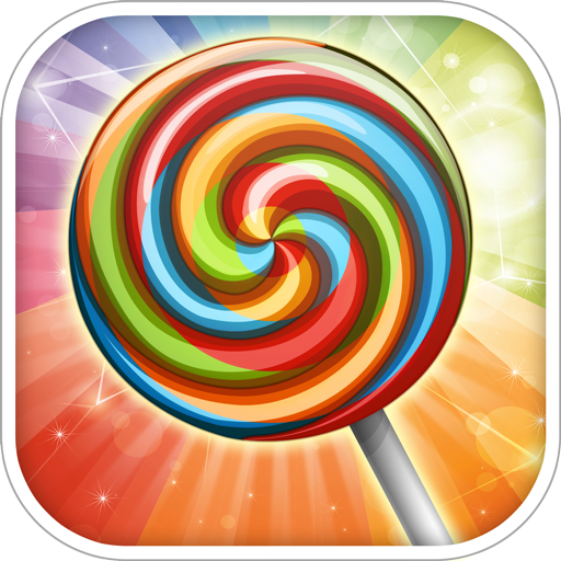 Sweet Candy Maker Cooking Game Icon