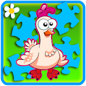 Animal Puzzle Kids-Game