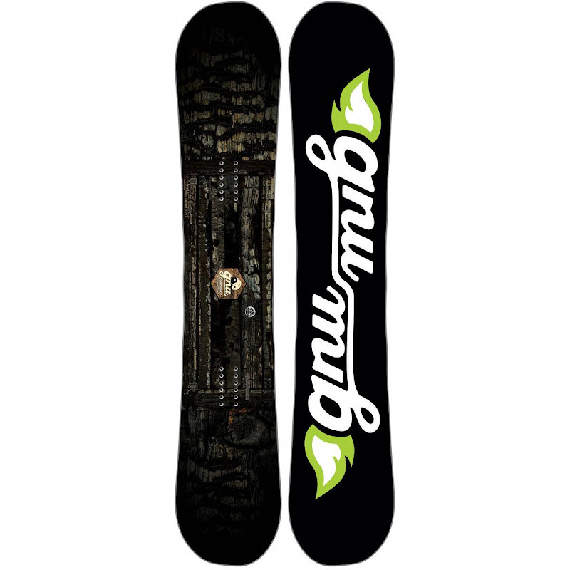 GNU - Eco Choice Snowboard