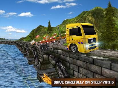 Extreme-Drive-Hill-Farm-Truck 12