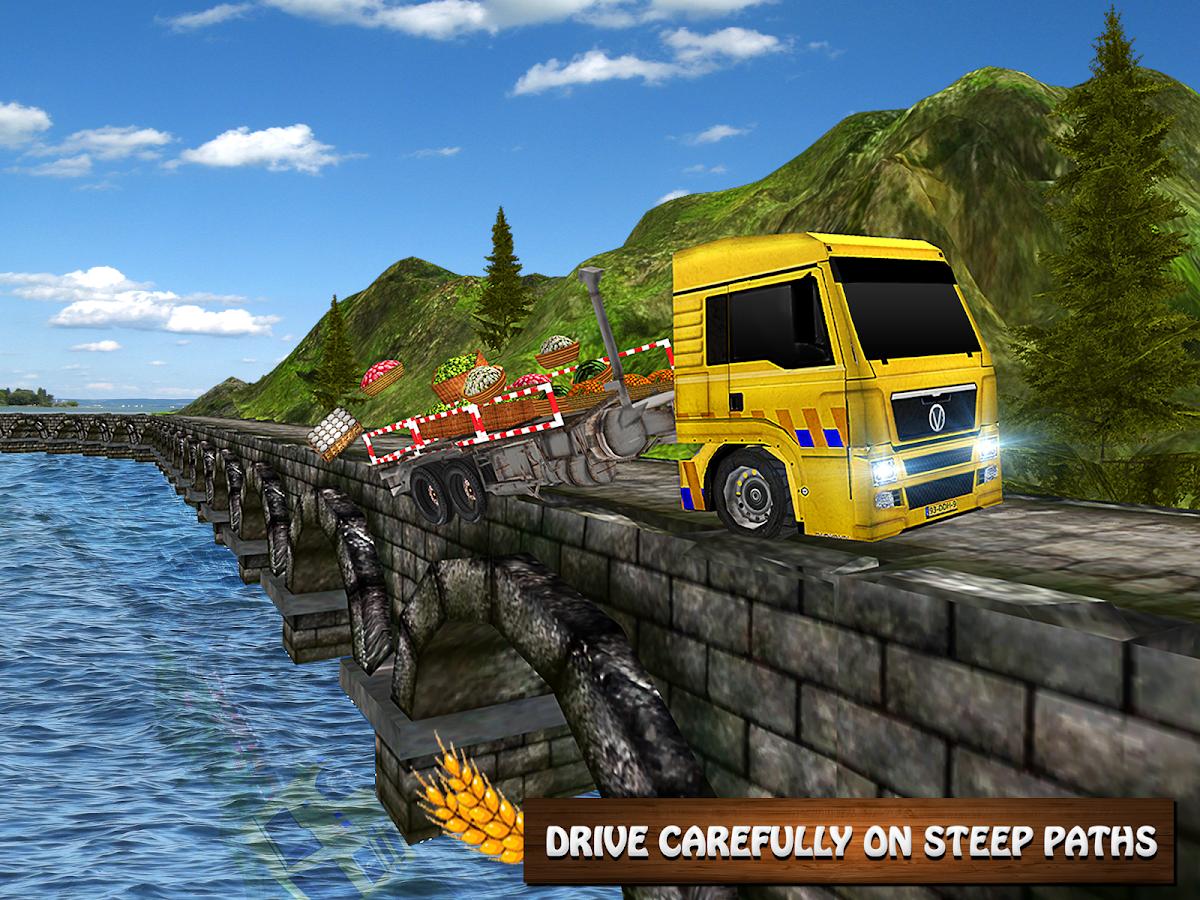 Extreme-Drive-Hill-Farm-Truck 36