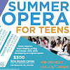 Summer Opera Camp at the COC