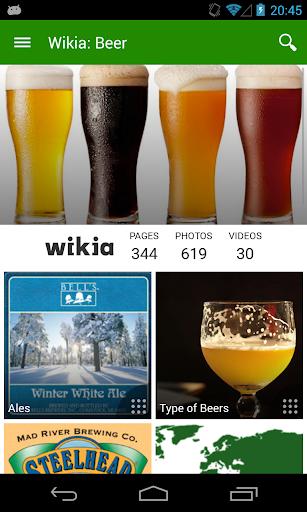 Wikia:啤酒