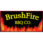 Logo for BrushFire BBQ Co