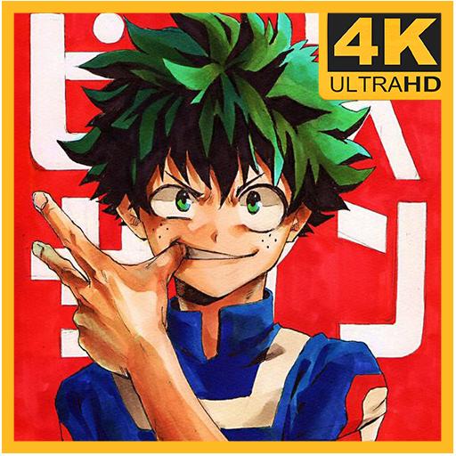 Boku Hero Academia Hd Wallpaper 10 Apk Download Com