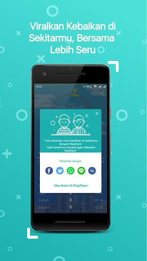 Mashara | Aplikasi Shalat Tercantik Tanpa Iklan 1.1.1 screenshots 5