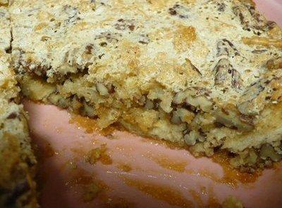 Salty Cracker Pie Recipe