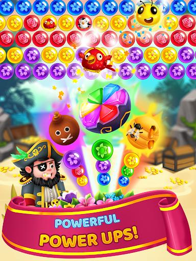 Flower Games - Bubble Shooter 3.7 screenshots 23