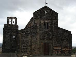 Photo: Eglise en basalte de Ardava