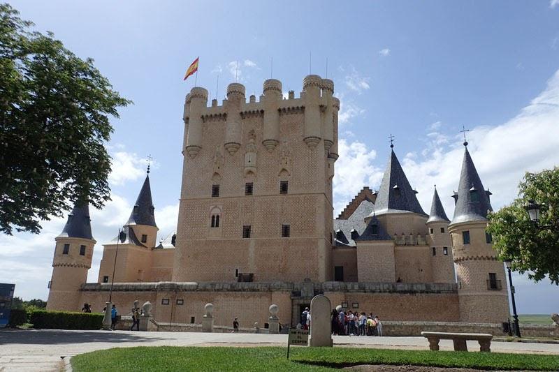 Alcazar de Segovia (Segovia, Spain)