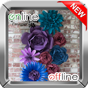 700+ Paper Flower Designs icon