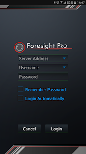 Foresight Pro App screenshot 1