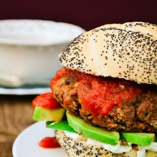 Spicy Chili Bean Burger Recipes