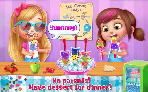 Chef Kids - Cook Yummy Food  screenshots 3