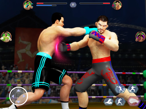 World Tag Team Super Punch Boxing Star Champion 3D 2.1 screenshots 10